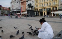 The Changing of the guards, Zagreb, Croatia (11)