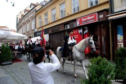 The Changing of the guards, Zagreb, Croatia (2)