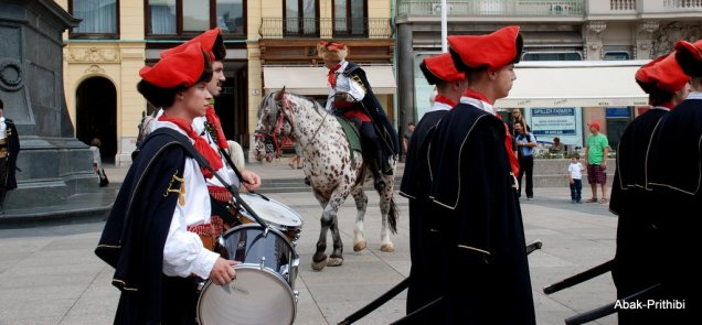 The Changing of the guards, Zagreb, Croatia (9)