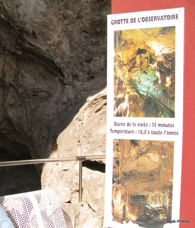 The Observatory Cave, Monaco (1)