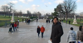 The Tuileries Garden, Paris (5)