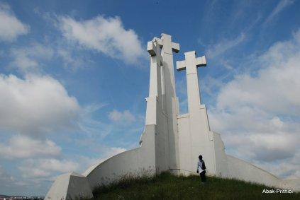 Three Crosses, Vilnius, Lithuania (5)