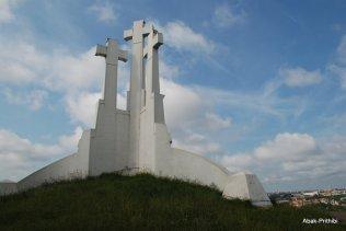Three Crosses, Vilnius, Lithuania (8)