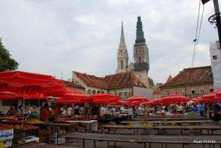 Zagreb Dolac market (1)
