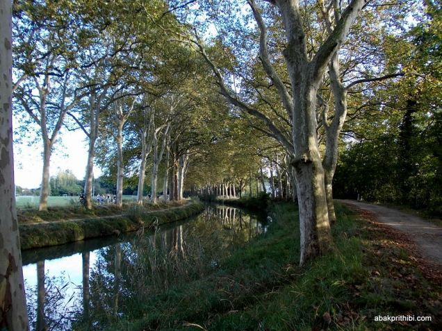 Bassin de Saint-Ferréol, France (1)