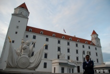 Bratislava Castle, Slovakia (1)