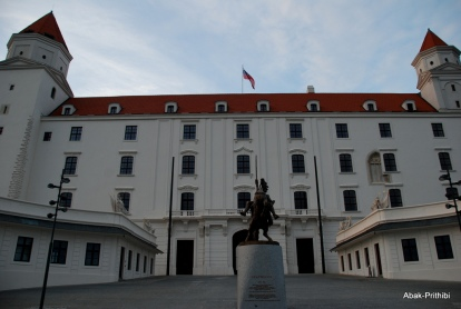 Bratislava Castle, Slovakia (4)