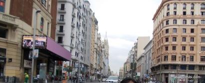 Gran Vía, Madrid, Spain (1)