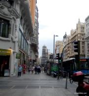 Gran Vía, Madrid, Spain (2)