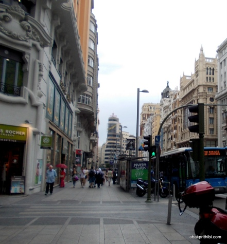 Gran Vía, Madrid, Spain (2)