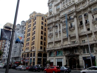 Gran Vía, Madrid, Spain (4)