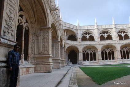 Jerónimos Monastery , Lisbon, Portugal (20)