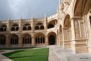 Jerónimos Monastery , Lisbon, Portugal (24)