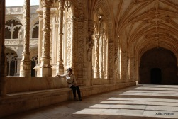 Jerónimos Monastery , Lisbon, Portugal (27)
