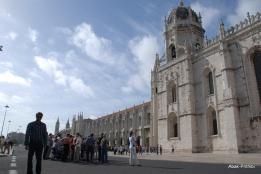 Jerónimos Monastery , Lisbon, Portugal (3)
