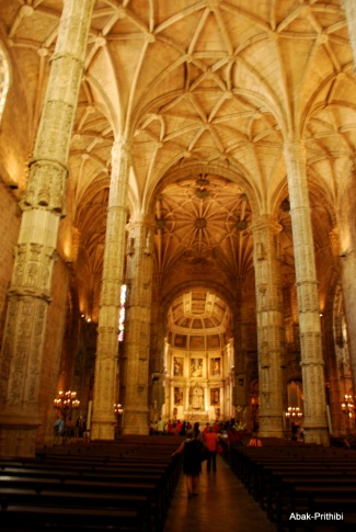 Jerónimos Monastery , Lisbon, Portugal (8)