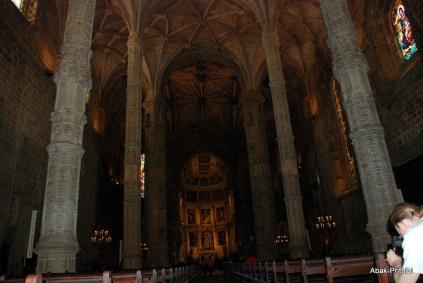 Jerónimos Monastery , Lisbon, Portugal (9)