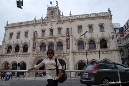 Rossio Square, Lisbon, Portugal (1)