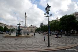 Rossio Square, Lisbon, Portugal (2)
