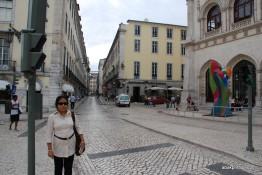 Rossio Square, Lisbon, Portugal (3)
