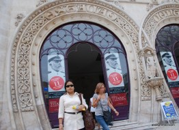 Rossio Square, Lisbon, Portugal (4)