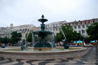 Rossio Square, Lisbon, Portugal (5)