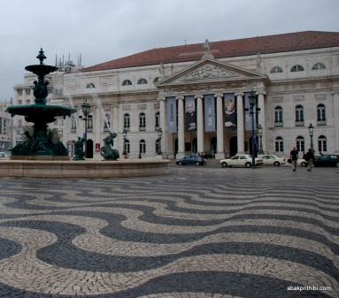 Rossio Square, Lisbon, Portugal (6)