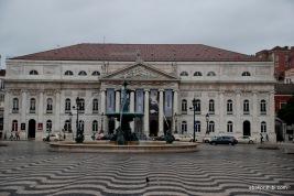 Rossio Square, Lisbon, Portugal (8)