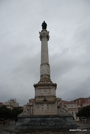 Rossio Square, Lisbon, Portugal (9)