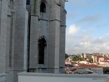 Carmo Square, Lisbon, Portugal (2)