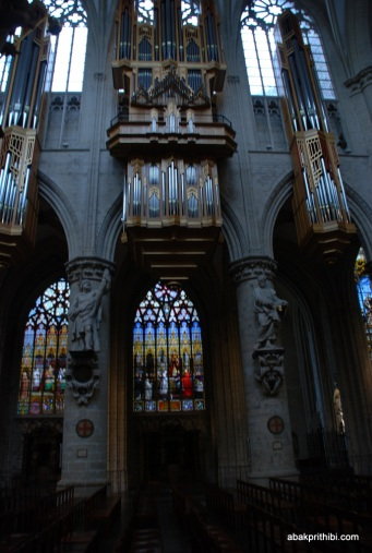 Cathedral of St. Michael and St. Gudula, Brussels (6)