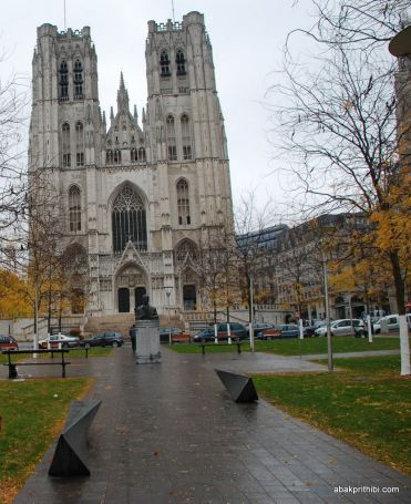 Cathedral of St. Michael and St. Gudula, Brussels (8)
