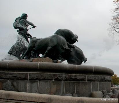 Gefion Fountain, Copenhagen, Denmark (3)