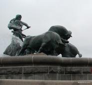 Gefion Fountain, Copenhagen, Denmark (4)