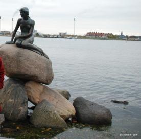 Little Mermaid, Copenhagen, Denmark (5)