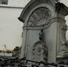 Manneken Pis, Brussels (1)