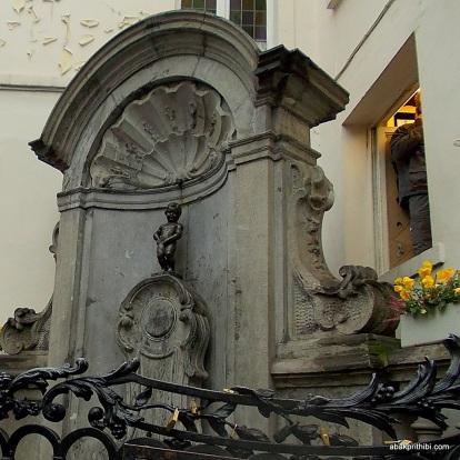 Manneken Pis, Brussels (3)