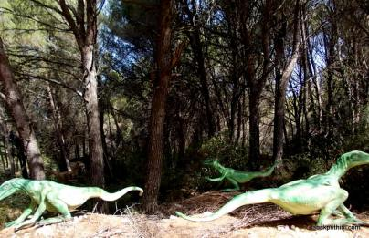 Meze dinosaur park, South France (12)