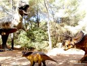 Meze dinosaur park, South France (4)