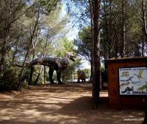 Meze dinosaur park, South France (8)