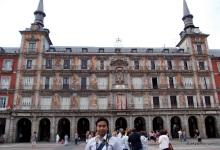 Plaza Mayor, Madrid (1)