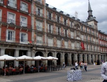 Plaza Mayor, Madrid (4)
