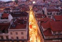 View from Carmo Square, Lisbon, Portugal (12)