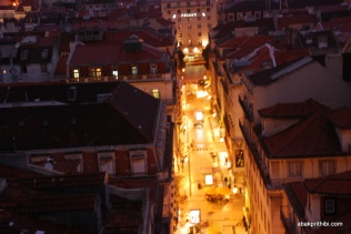 View from Carmo Square, Lisbon, Portugal (13)