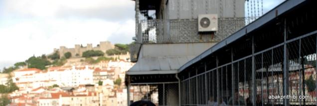 View from Santa Justa Lift, Lisbon, Portugal (5)