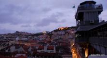 View from Santa Justa Lift, Lisbon, Portugal (7)