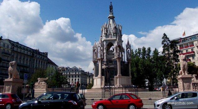 Brunswick Monument, Geneva, Switzerland (3)