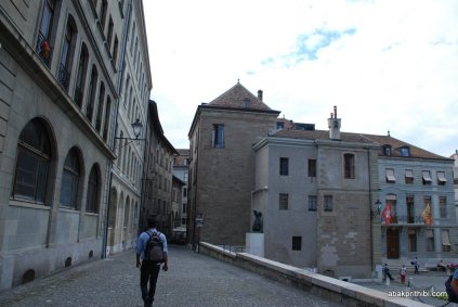 Geneva's Old Town, Switzerland (10)