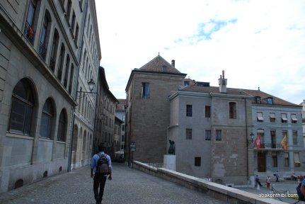 Geneva's Old Town, Switzerland (10)