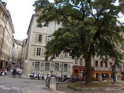 Geneva's Old Town, Switzerland (19)